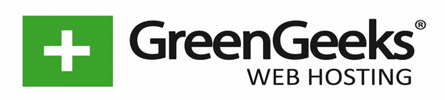 GreenGeeks Web Hosting Logo